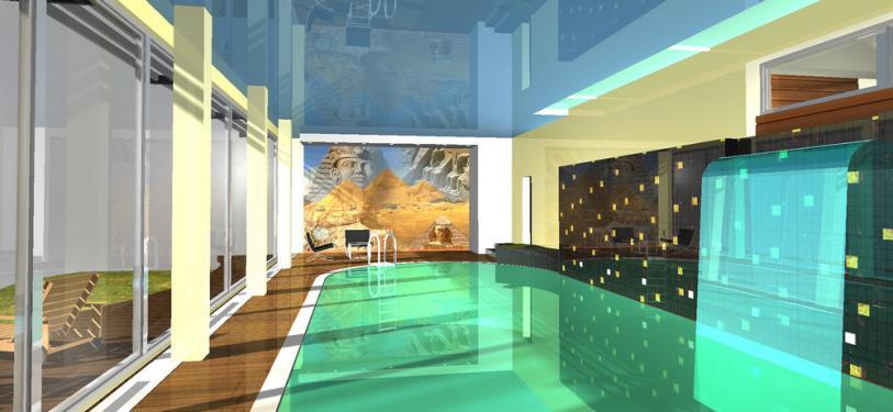 Проектирование бассейнов в Самаре